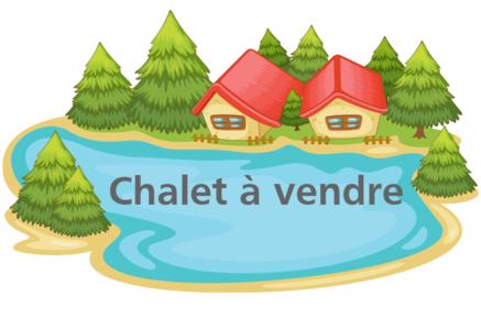Chalet vendre estrie iq816 publimaison for Chalet en bois habitable clef en main