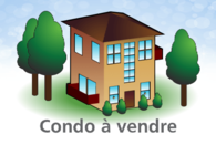 26845149 - Condo à vendre