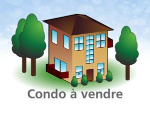 15621566 - Condo à vendre
