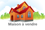 23445531 - Maison à 1 étage et demi à vendre