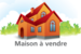 One-and-a-half-storey house à vendre