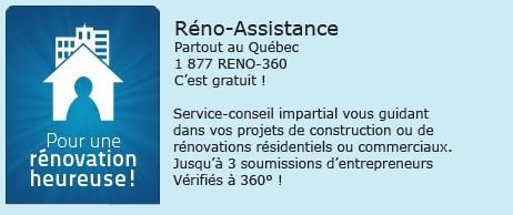 Réno Assistance