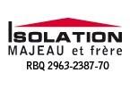 Isolation majeau