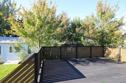Bungalow vendre qu bec rive sud ih954 publimaison for Chalet en bois habitable clef en main