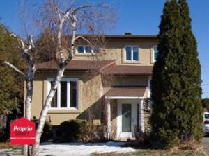 25428183 - Maison à étages à vendre