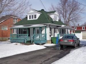 21846939 - Maison à 1 étage et demi à vendre