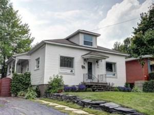 27722210 - Maison à 1 étage et demi à vendre