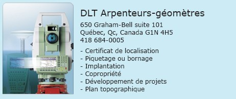 DLT arpenteurs