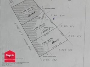 21182965 - Terrain vacant à vendre