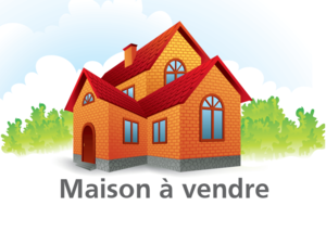 Bungalow à vendre