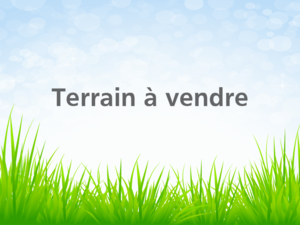 10007706 - Terrain vacant à vendre