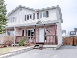 10398569 - Two-storey, semi-detached for sale