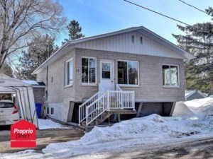 24481013 - Bungalow for sale