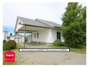 15985595 - Bungalow for sale