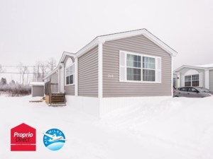 23000006 - Mobile home for sale