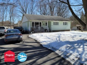 22392922 - Bungalow for sale
