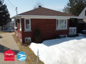 12547607 - Bungalow for sale