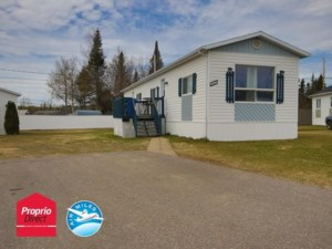 20040691 - Mobile home for sale