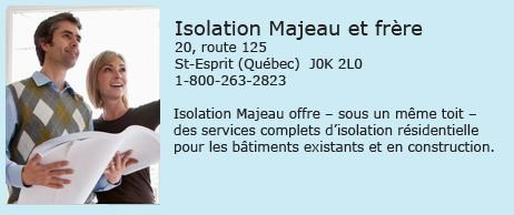Isolation Majeau