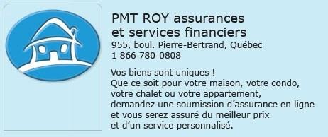 PMT roy assurance