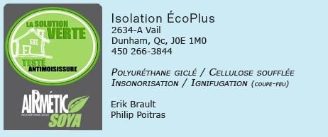 Isolation Eco plus
