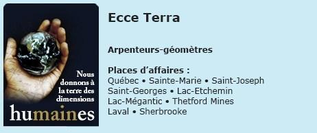 Ecce Terra