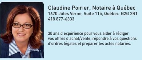 Claudine POirier