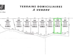 25213611 - Vacant lot for sale
