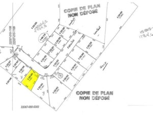 19044690 - Vacant lot for sale