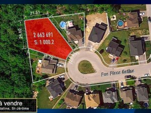 12471814 - Vacant lot for sale