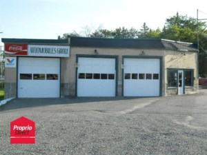 25814643 - Bâtisse commerciale/Bureau à vendre