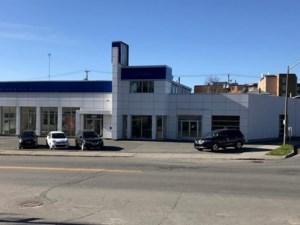 20788637 - Bâtisse commerciale/Bureau à vendre