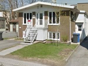 Duplex à vendre