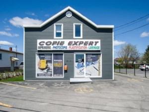 28241459 - Bâtisse commerciale/Bureau à vendre