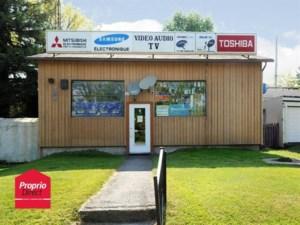 18005410 - Bâtisse commerciale/Bureau à vendre