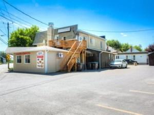 9364143 - Bâtisse commerciale/Bureau à vendre