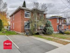 25552900 - Duplex à vendre