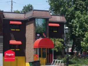 23025295 - Bâtisse commerciale/Bureau à vendre