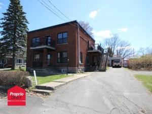 11401677 - Duplex à vendre