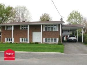 12536140 - Duplex à vendre