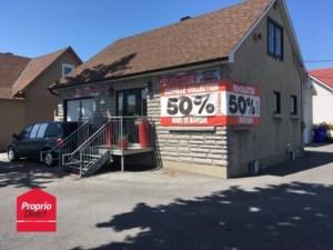 22547206 - Bâtisse commerciale/Bureau à vendre