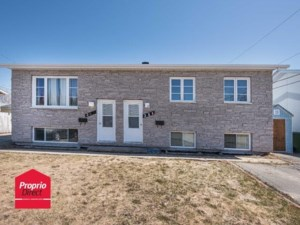 20415425 - Duplex à vendre