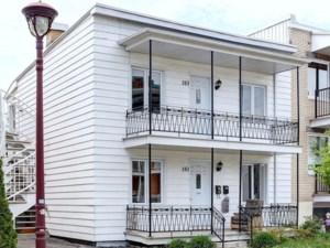 17050428 - Duplex à vendre