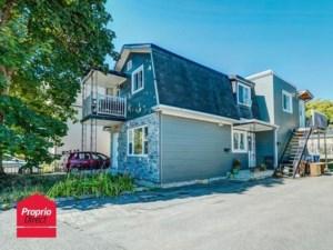 16605957 - Duplex à vendre