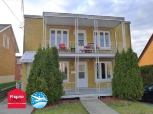 25891227 - Duplex à vendre