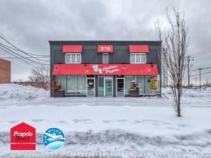 10531924 - Bâtisse commerciale/Bureau à vendre