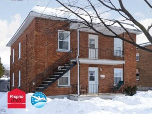 10797530 - Duplex à vendre