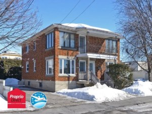 16684020 - Duplex à vendre
