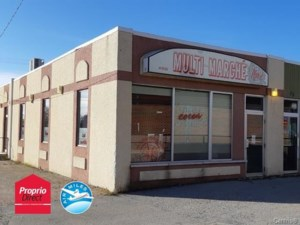 10656926 - Bâtisse commerciale/Bureau à vendre