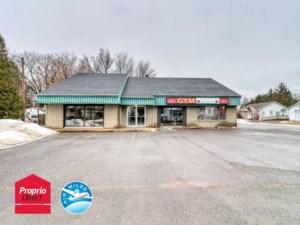 11411897 - Bâtisse commerciale/Bureau à vendre